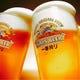 生ビールはキリン一番搾りを使用しています。