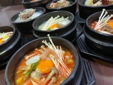 本格韓国家庭料理 いなか家  こだわりの画像