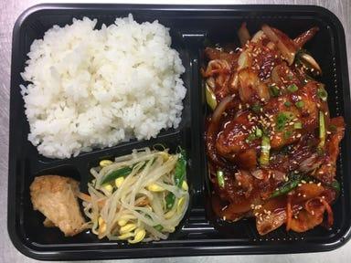 本格韓国家庭料理 いなか家  メニューの画像