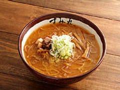 伝統の濃厚かつ重厚なスープ すみれ代名詞味噌ラーメン