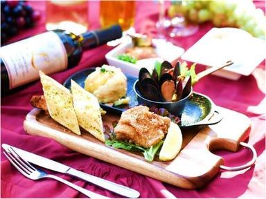 ビール&ワイン グリル銀座ライオン 銀座七丁目店 コースの画像