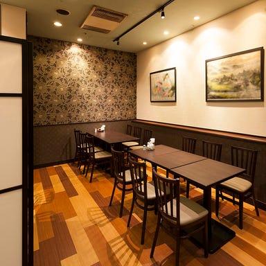 麒麟菜館  店内の画像