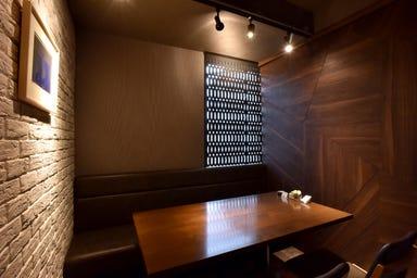 鉄板 松阪屋  店内の画像