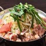 博多風明太子地鶏鍋