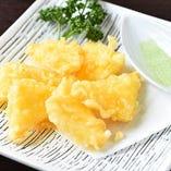 クリームチーズ天ぷら