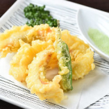 鮮魚天ぷら