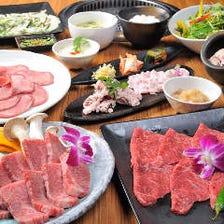 焼肉を食べたい衝動を満足に変える宴
