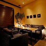4名様から7名様の接待、会食に最適な完全個室