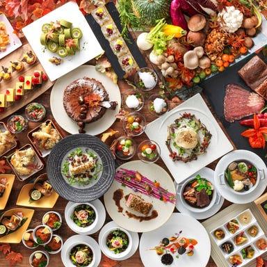ホテルロイヤルクラシック大阪 レストラン ユラユラ こだわりの画像
