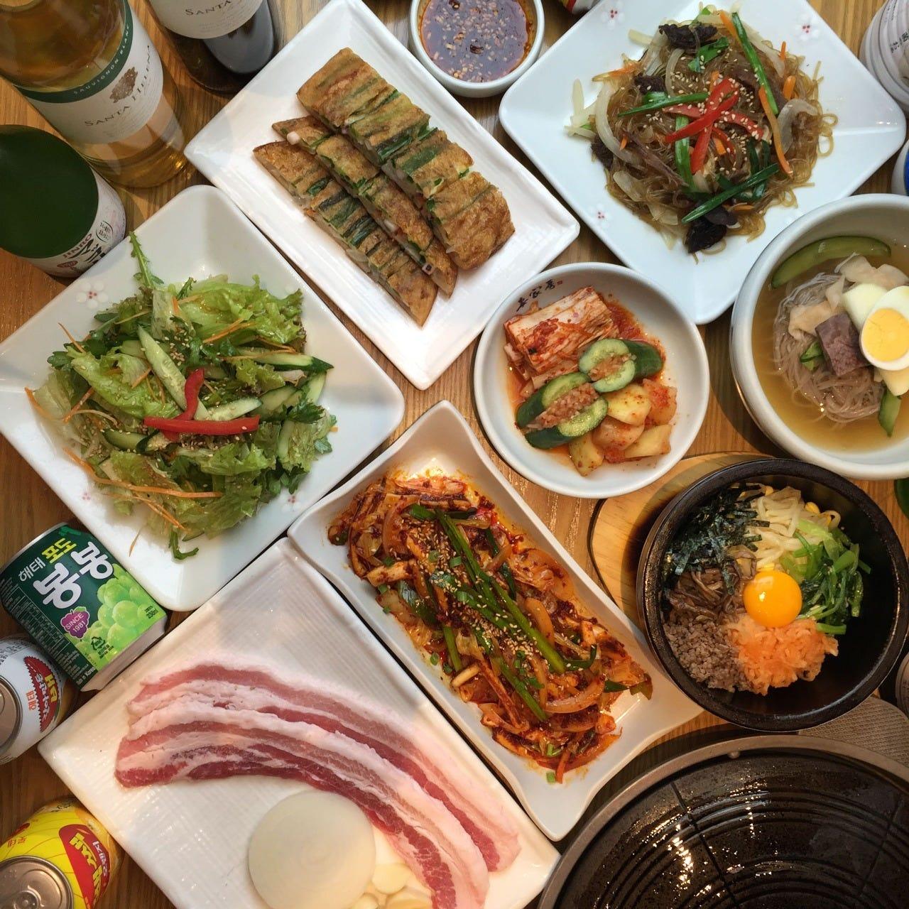 韓国旬彩料理 妻家房 有楽町イトシア店