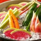 野菜盛合わせ