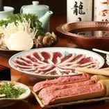 【冬季限定】鴨鍋コース~7皿~《90分飲み放題付、ご宴会に》