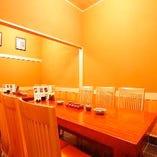 【~12名様】テーブル式和個室