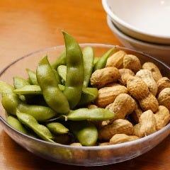 茶豆と地豆