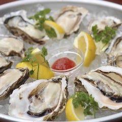生牡蠣食べ比べSETASSORTED  OYSTER