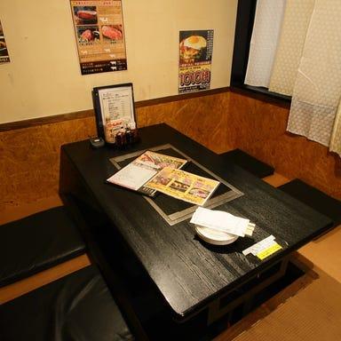 宴会個室・お好み焼き ジュウジュー 八幡店 店内の画像