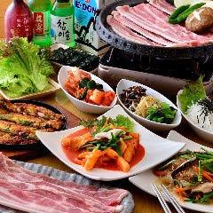 韓国料理 ソウル 梅田店