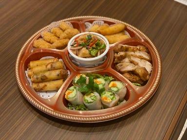 タイ料理 ベンジャロン  こだわりの画像