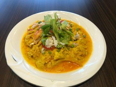タイ料理 ベンジャロン  メニューの画像
