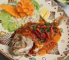 タイ料理 ベンジャロン