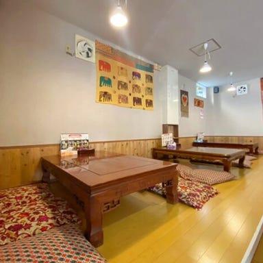 インド・ネパール料理 RaRa  店内の画像