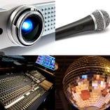 貸切プランは映像・音響・照明設備も充実!無料でご利用可能!