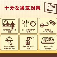 衛生管理に対する取り組み