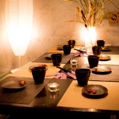 和食 個室居酒屋 鶏心 江坂本店 店内の画像