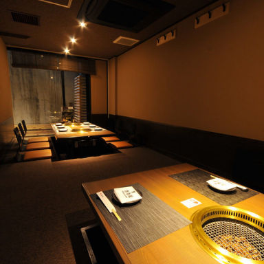 和牛のおいしいお店 清香園 恵比寿代官山店 店内の画像