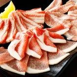 豚三昧(豚ロース/豚カルビ/豚トロ)