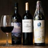 焼肉とも好相性のワインを季節に応じて豊富にご用意