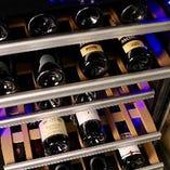 充実のワイン