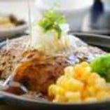 【平日限定10食】『国産牛ハンバーグ御膳』