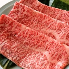 A5ランク黒毛和牛すき焼き用肉(180g)