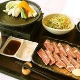 【数量限定】『牛サーロインの熟成肉(190g)御膳』