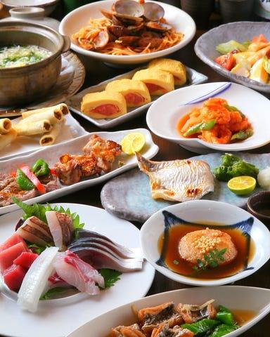 感chan 天然お刺身×肉料理 阪急高槻市駅前 コースの画像