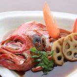 煮付け・あらだきなど各種魚料理をご用意