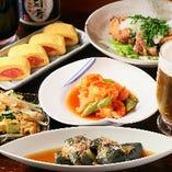 和食・洋食・中華も揃う高槻の料理居酒屋です!