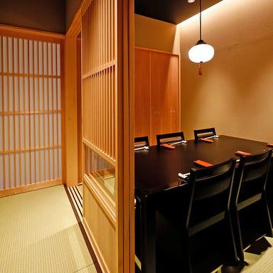 京都 肉割烹 和蔵義  店内の画像