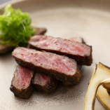 近江牛ステーキ