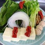 鍋野菜は京野菜・旬の地野菜たっぷり