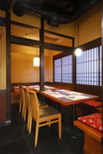 花格子 阪急川西店 店内の画像
