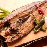 北海道産肉厚ホッケ