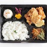 謹製☆鶏から定食(鶏から4個)