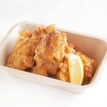 鶏もも唐揚げ(5個)