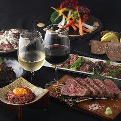ソムリエ厳選ワイン ビストロ 肉JUN‐ニクジュン‐