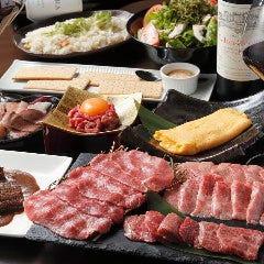 ワイン×創作鉄板焼 肉JUN‐ニクジュン‐