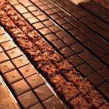 ボンボンショコラ(単品)  Bon Bon Chocolat 厳選された素材から作るショコラの味と香り、深いカカオの余韻をお楽しみいただけます。