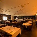 【イタリアン】目の前に広がるシェフズカウンターを眺めながらお食事出来る席