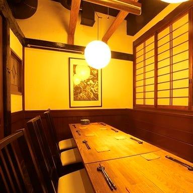 個室 日本酒 居酒屋 朧 おぼろ  店内の画像